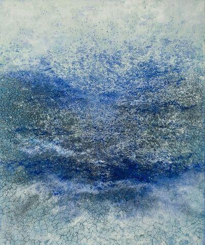 Govinda Sah 'Azad', 'Blue Sky', 2018