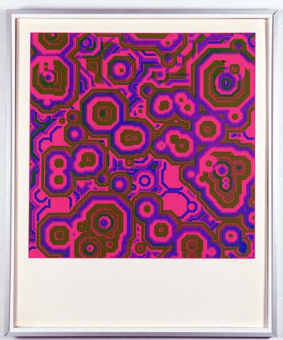 Kenneth C. Knowlton, 'Untitled', 1970