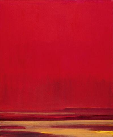 Bernd Zimmer, 'Stille I', 2001