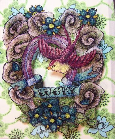 Theresa Honeywell, 'Rockabilly Tattoo Sleeve', 2009