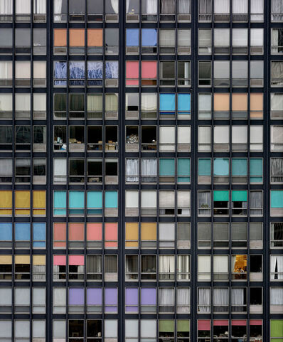 Michael Wolf (1954-2019), 'Transparent City #7', 2007