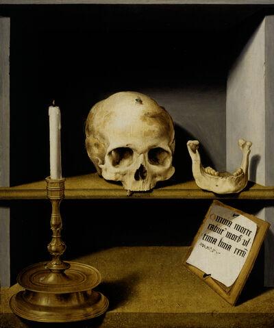 Barthel Bruyn the Elder, 'Vanitas', 1524