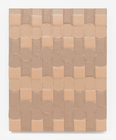 Alix Pearlstein, 'Band Aid Painting', 2017