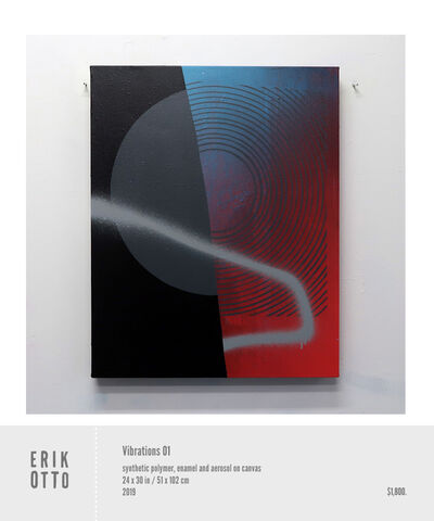 Erik Otto, 'Vibrations 01', 2019