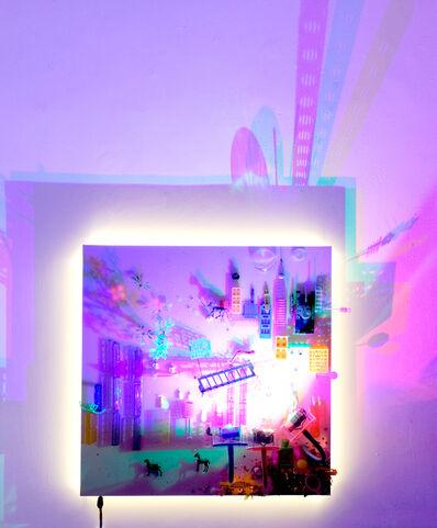 Ka Yee, Angela Yuen, 'Parallel Universe- Hong Kong Store', 2020