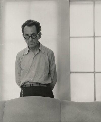 Arnold Newman, 'Man Ray, Los Angeles', 1948