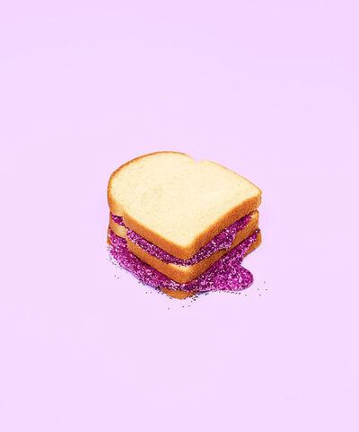 Kimberly Genevieve, 'Glitter Sandwich', 2017