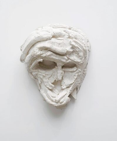 Thomas Houseago, 'Roman Masks II', 2013
