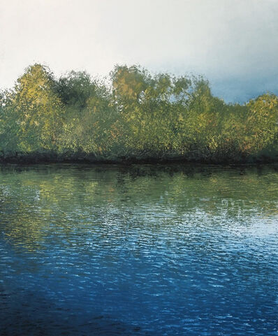 Benoît Trimborn, 'La nuit, la riviere, le jour', 2016