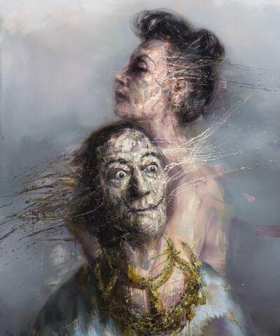 Mathieu Laca, 'Gala and Salvador Dali', 2019