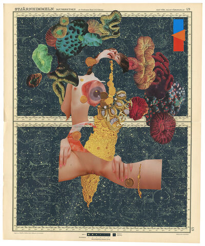 Ashkan Honarvar, 'King of worms - The Divine 2', 2015