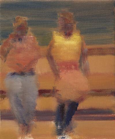 Simon Nicholas, 'Gallery Study III', 2019