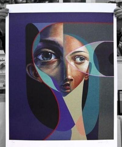 Belin, ' El mujer Azul', 2019