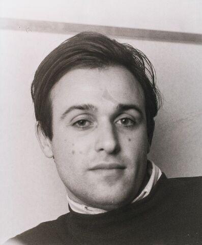 Plinio De Martiis, 'Mario Schifano', 1961
