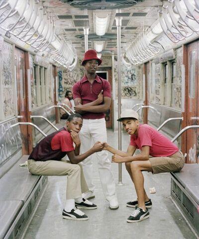 Jamel Shabazz, 'Trio, Brooklyn, NY ', 1980