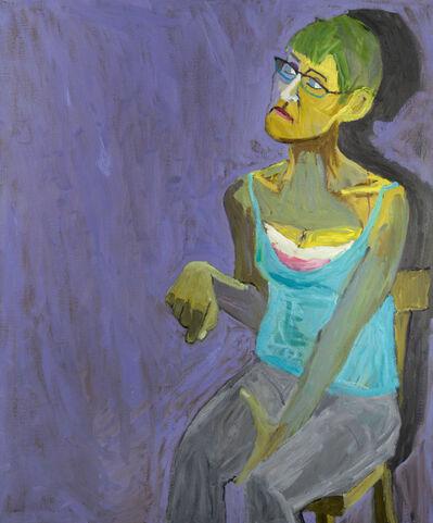 Lucy Jones, 'Sitting', 2015