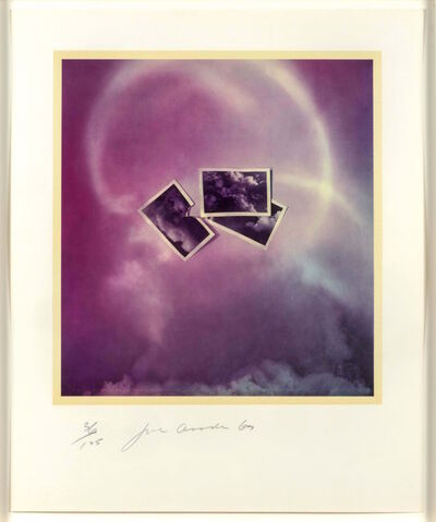 Joe Goode, 'Photo Cloud (Purple)', 1969