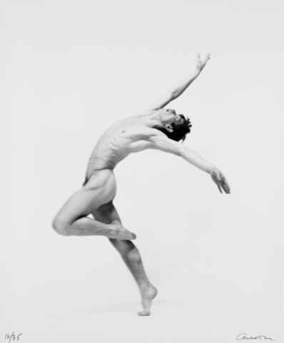 Richard Avedon, 'Rudolf Nureyev, dancer, Paris, July 25, 1961', 1961