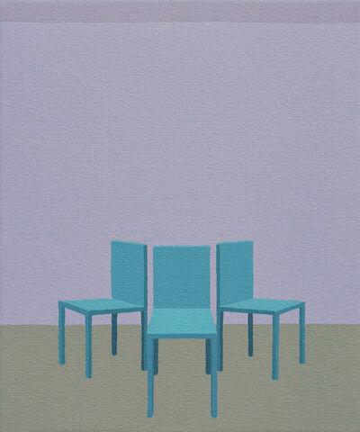Zsofia Schweger, 'Musical Chairs', 2018