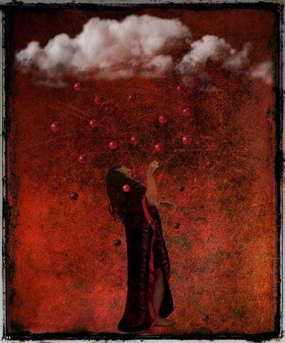 Qahtan Alameen, 'Apples Rain', 2015