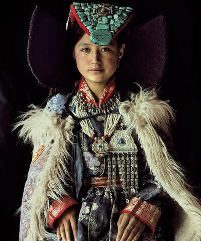 Jimmy Nelson, 'VII 272C Perak Woman Lamayuru Monastery, Lamayuru Village, Ladakh, India Ladakhi', 2012
