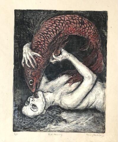 Rosemary Feit Covey, 'Red Herring', 2020