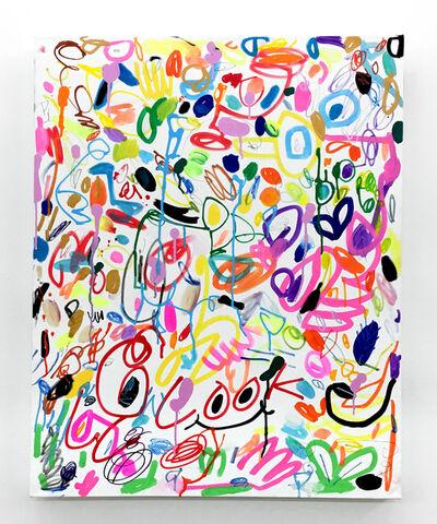 Jon Burgerman, 'Floral arrangement (1)', 2018