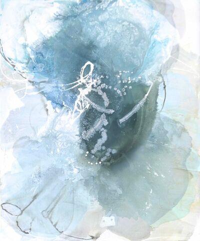 Liz Barber, 'Blue Petals 7', 2020