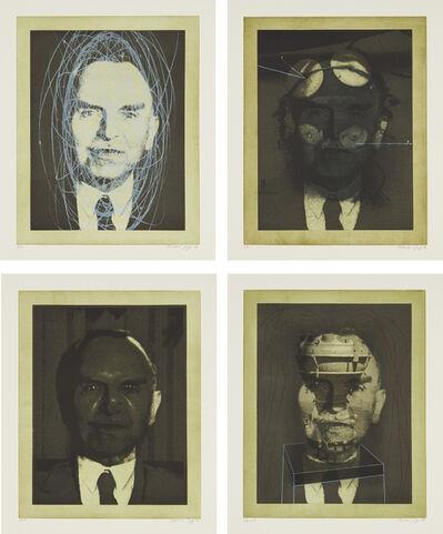 Thomas Zipp, 'Black Dada', 2006