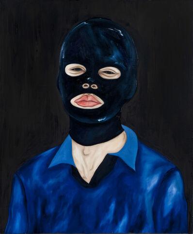Ramonn Vieitez, 'Assassino Nº 8, from the Negra series', 2015