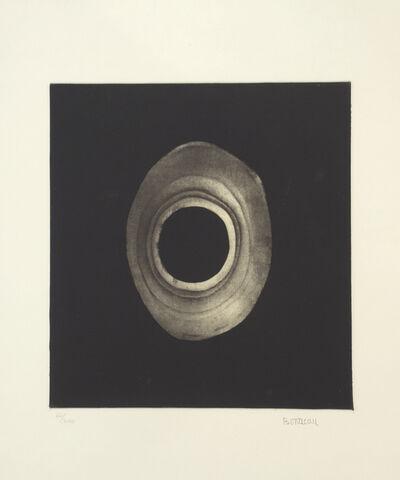 Lee Bontecou, 'Pebble'