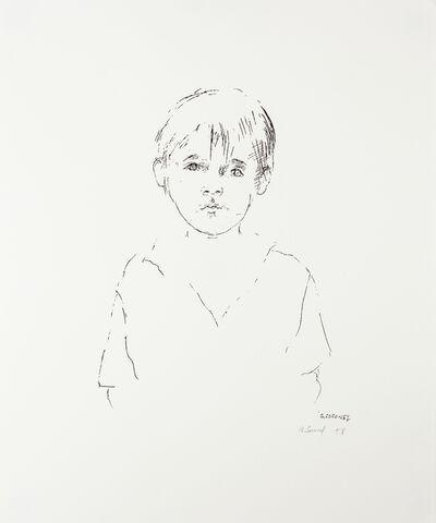 Rafael Coronel, 'La infancia'