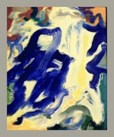 Paul Shapiro, 'BLUE STORM #2', 1996