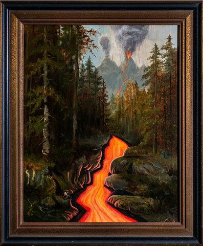 André Schulze, 'Lava', 2020