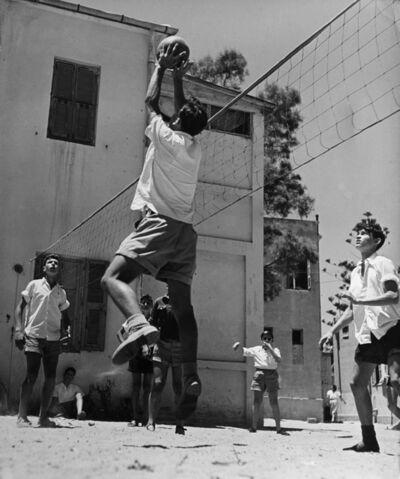 Robert Capa, 'Israel, the new city Tel Aviv', 1948-1950