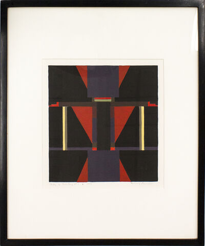 Fanny Sanin, 'Study for Painting 2(2)', 2002