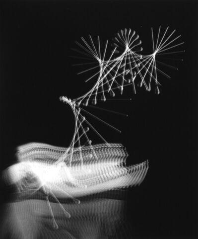 Dr. Harold Eugene Edgerton, 'Baton Twirler', 1953