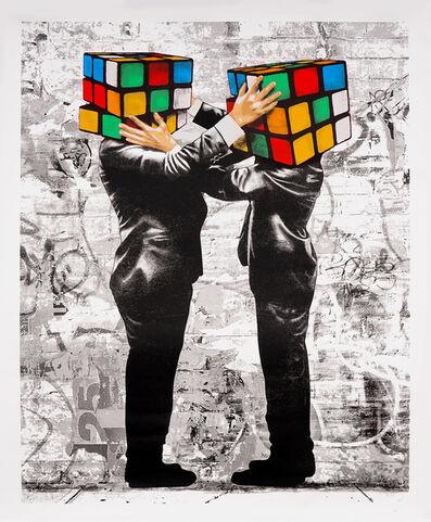 Hijack, ''Puzzled' Print ', 2020