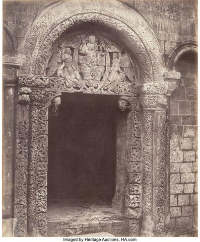 Roger Fenton, 'Ely Cathedral', circa 1858