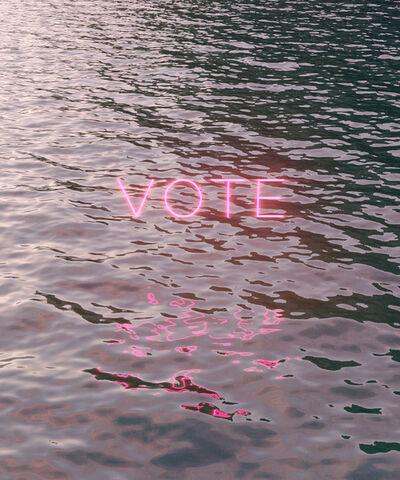 David Stenbeck, 'VOTE', 2020