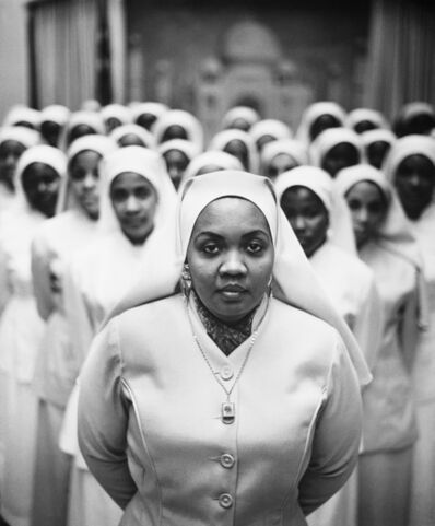 Gordon Parks, 'Ethel Sharrieff, Chicago, Illinois', 1963