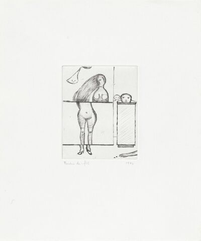 Louise Bourgeois, 'Dismemberment', 1994