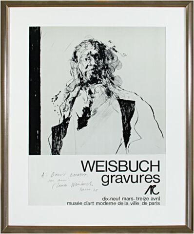 Claude Weisbuch, 'Weisbuch Gravures', 2005