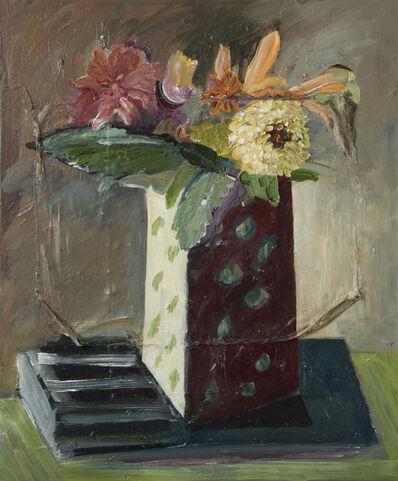 Katherine Boucher Beug, 'Yellow Dahlia', 2020