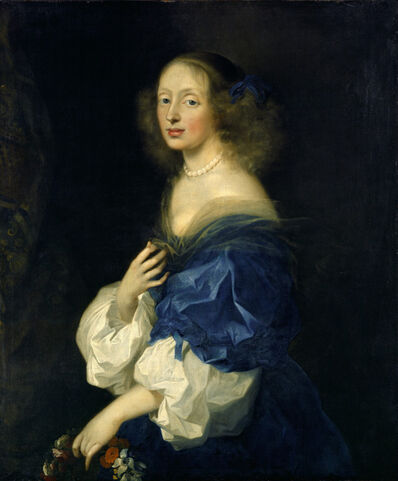 Sébastien Bourdon, 'Countess Ebba Sparre', 1652/1653