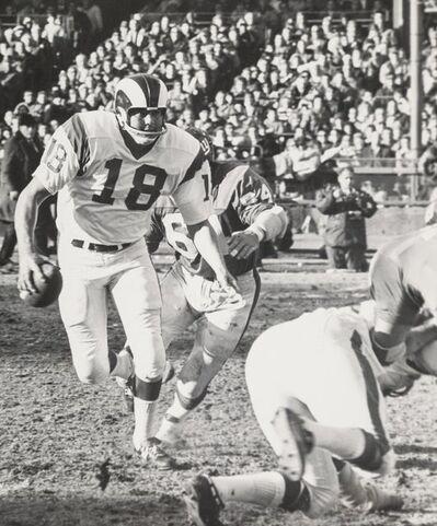 Ken Regan, 'Roman Gabriel, L.A. Rams, Fran Tarkenton, New York Giants and Mike Tyson (3 works)'