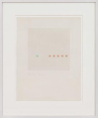 Antonio Calderara, 'Untitled', 1970
