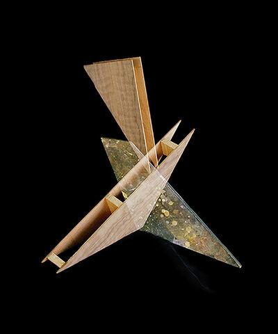 Alejandra Laviada, 'Interlocking Triangles', 2014
