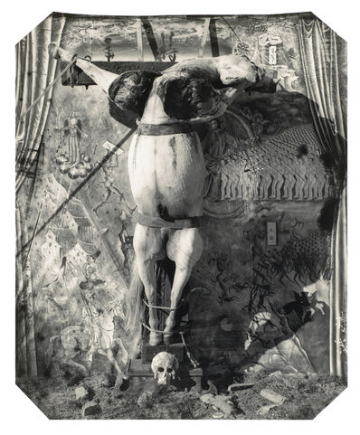 Joel-Peter Witkin, 'Crucifixion, New Mexico', 1998