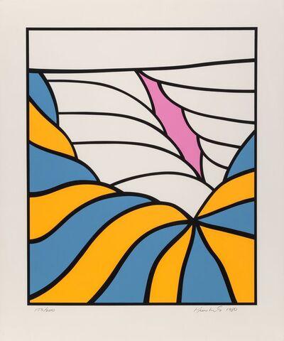Nicholas Krushenick, 'Big Sky', 1980